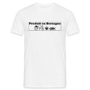 Produit en Bretagne - T-shirt Homme