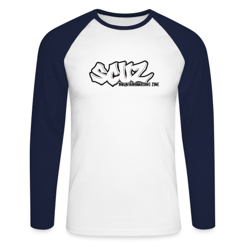 The Scuz Long sleeved T - Men's Long Sleeve Baseball T-Shirt