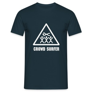Crowd Surfer - Men's T-Shirt
