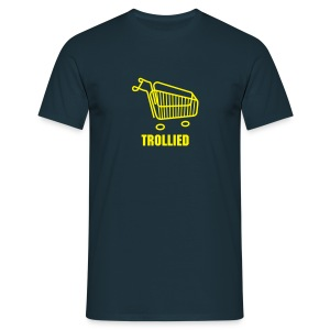 Trollied - Men's T-Shirt