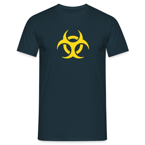 Comfort T-shirt biohazard - Men's T-Shirt