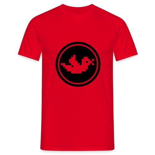 Vögelkrüppel ext. - Männer T-Shirt
