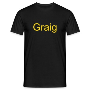 Graig - Lads - Men's T-Shirt