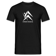 T-shirts ~ Mannen T-shirt ~ Glow in the dark