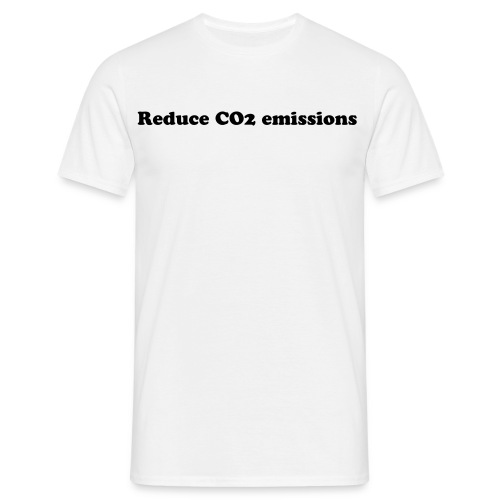 Environmental Tee - Men's T-Shirt