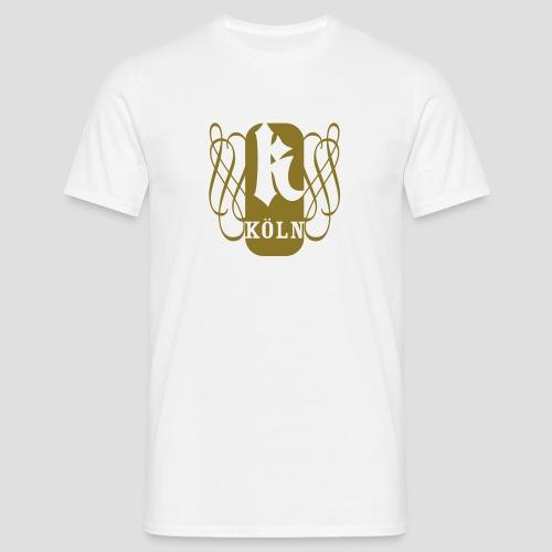 et kölsche K - Männer T-Shirt