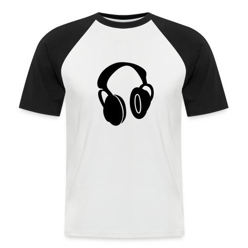 Kanal Skodje T-Skjorte - Kortermet baseball skjorte for menn
