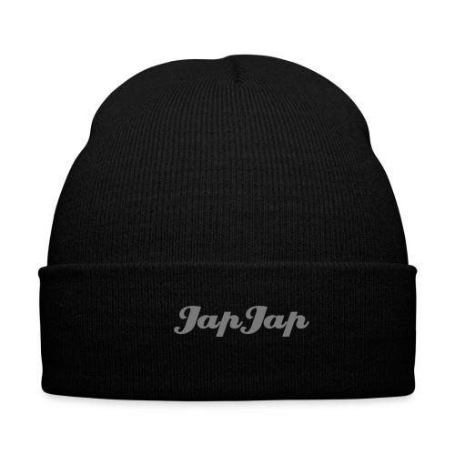 Jap Jap Winter Cap Black - Winter Hat