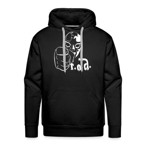 Krypta Musik - R.O.D. Hoodie s/w  beidseitig bedruckt - Männer Premium Hoodie