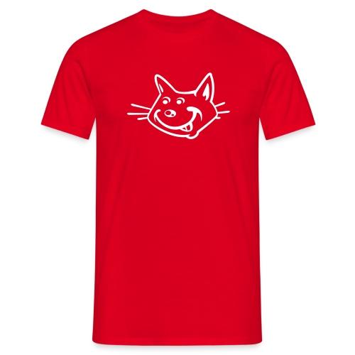 T-Shirt basique - chat milieu - France grimpe TV - T-shirt Homme