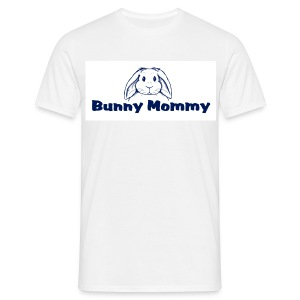 Bunny Mommy - Men's T-Shirt
