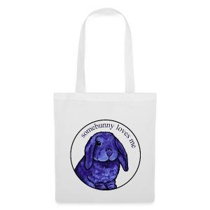 Somebunny Loves Me - Tote Bag
