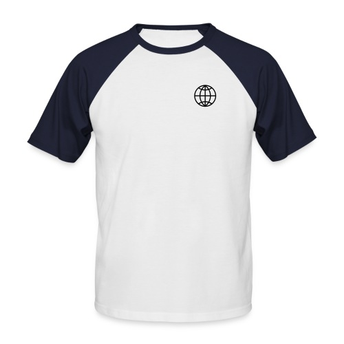 PROMO - T-shirt baseball manches courtes Homme