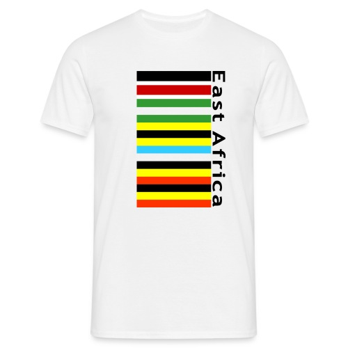East Africa Shirt - Men's T-Shirt