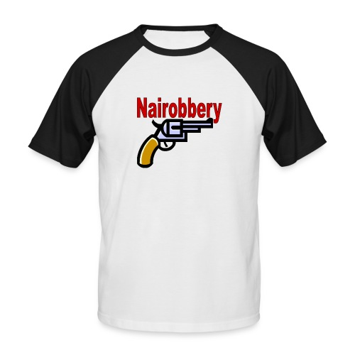 9u Nairobbery Shirt - Men's Baseball T-Shirt