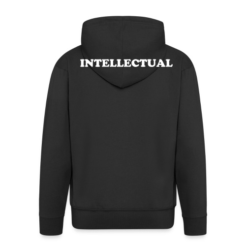 INTELLECTUAL - Men's Premium Hooded Jacket