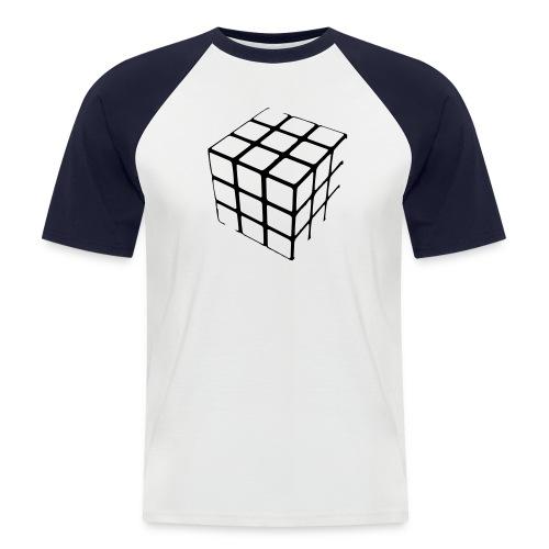 Rubiks - Men's Baseball T-Shirt
