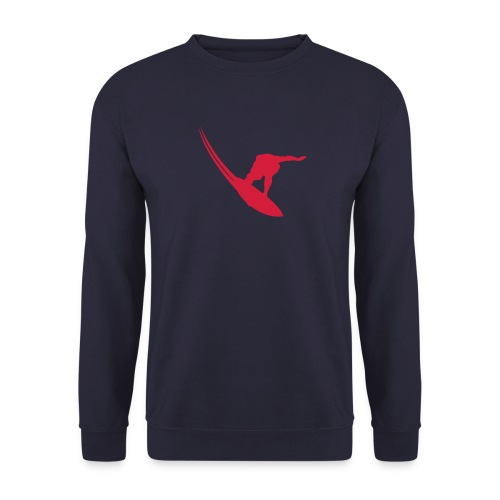 Surfer - Men's Sweatshirt