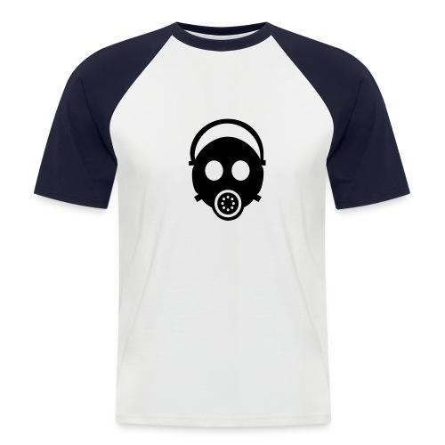 Gasmasker - Mannen baseballshirt korte mouw