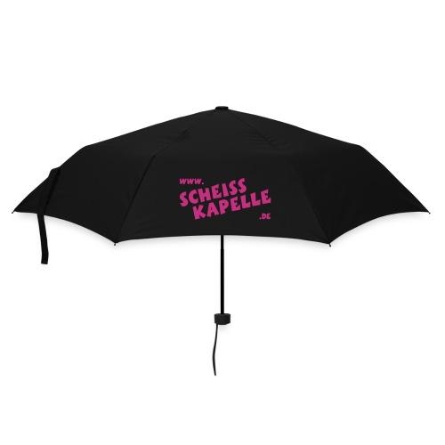 SCHEISS-Wetter Schirm - Regenschirm (klein)
