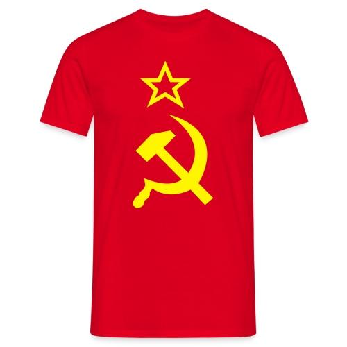 srp i cekic - Men's T-Shirt