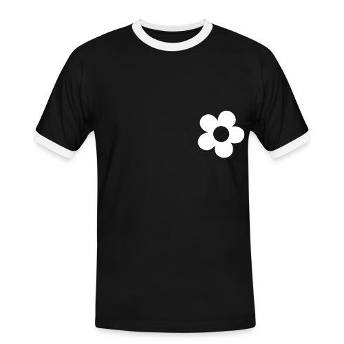 Flor - T-shirt contrasté Homme