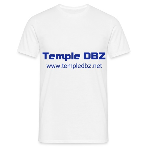 Tee-Shirt Temple DBZ - T-shirt Homme