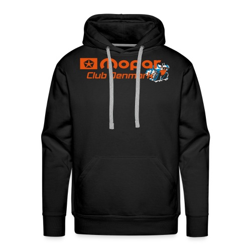 Sweater med hætte - Men's Premium Hoodie