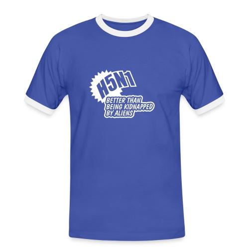 First - Men's Ringer Shirt