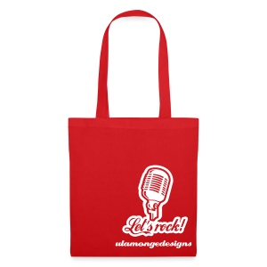 Lets Rock Tote Bag - Tote Bag