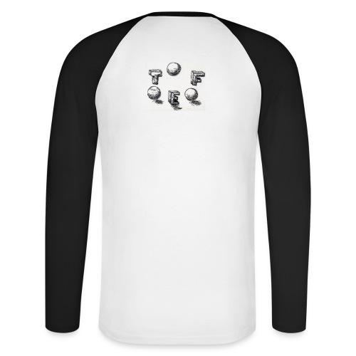 TFE Long - Men's Long Sleeve Baseball T-Shirt