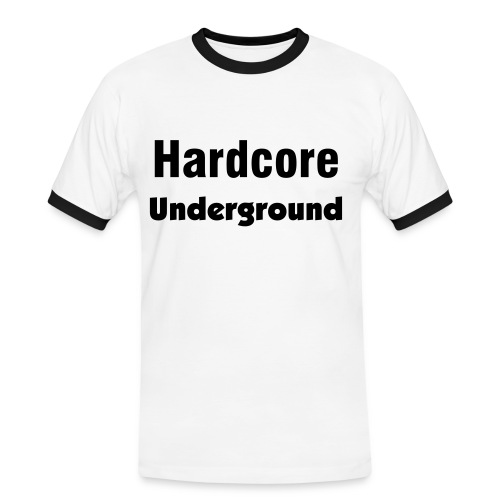 Tes product - Mannen contrastshirt