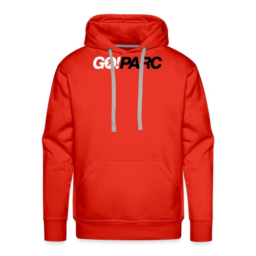 Logo Sweater - Männer Premium Hoodie