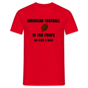 American Football T - Men's T-Shirt