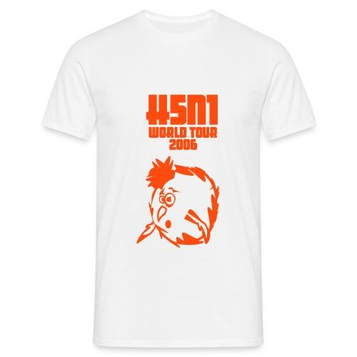 H5N1 World tour - Männer T-Shirt