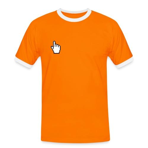Dedo - Camiseta contraste hombre