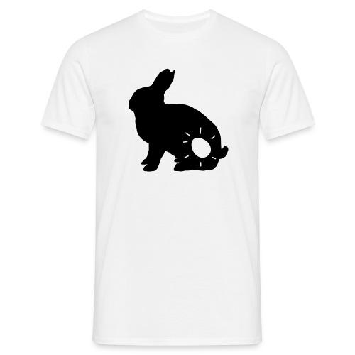 TOstern The Rabbit WHITE - Männer T-Shirt