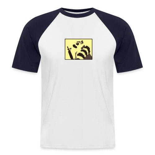 Lemur Patrol - Men's Baseball T-Shirt