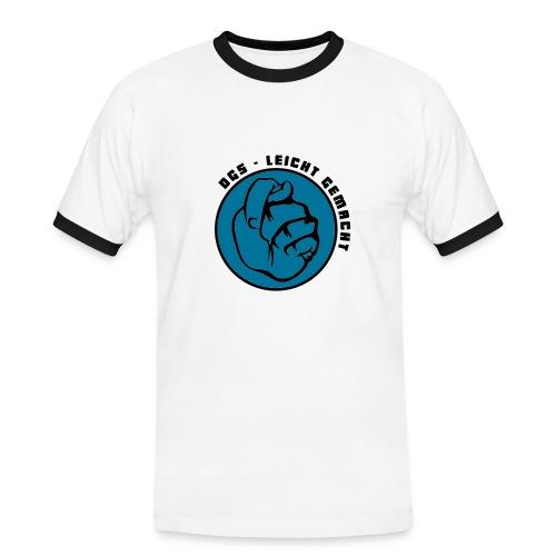 Sex - DGS leicht gemacht! - Männer Kontrast-T-Shirt