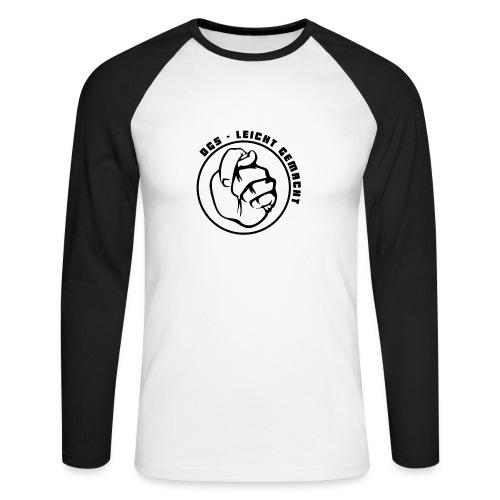 Sex - DGS leicht gemacht! - Männer Baseballshirt langarm