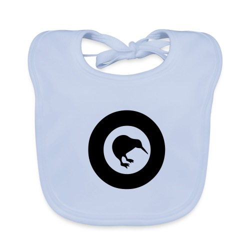 Baby Boy Air Force Bib - Baby Organic Bib