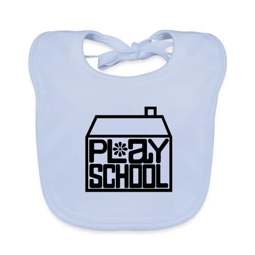 Baby Boy Play School Bib - Baby Organic Bib
