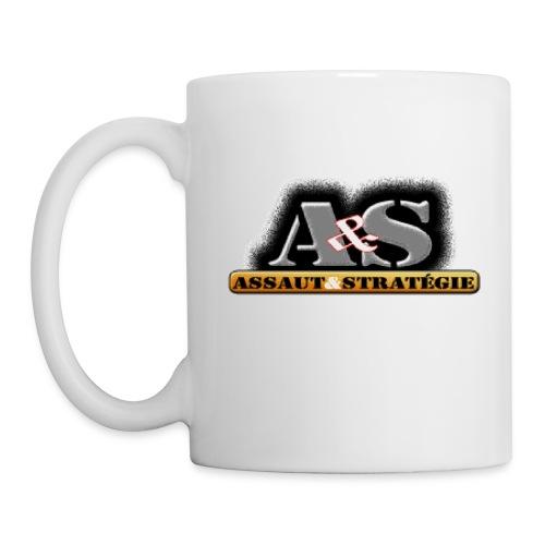 Mug Assaut & Stratégie - Mug blanc