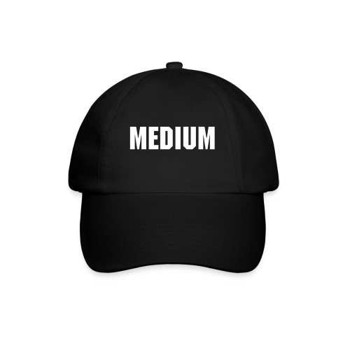 Medium - Baseballkappe