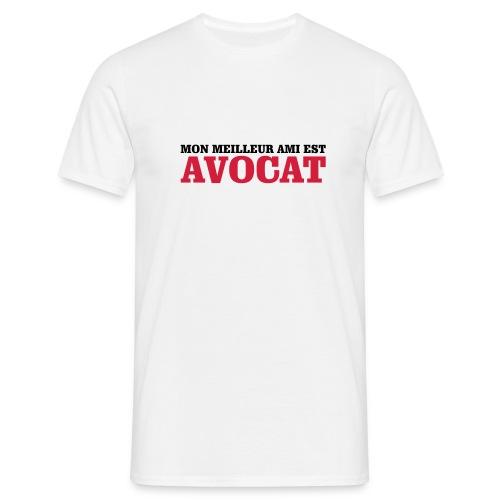 Avocat - T-shirt Homme