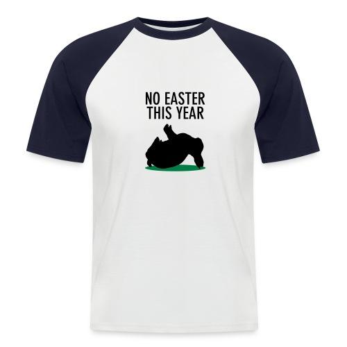Raglan Shortsleeve - Mannen baseballshirt korte mouw