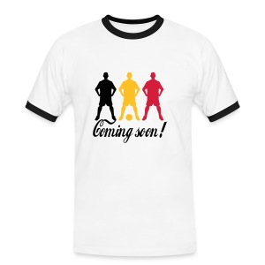 Soccer Shirt - Mannen contrastshirt