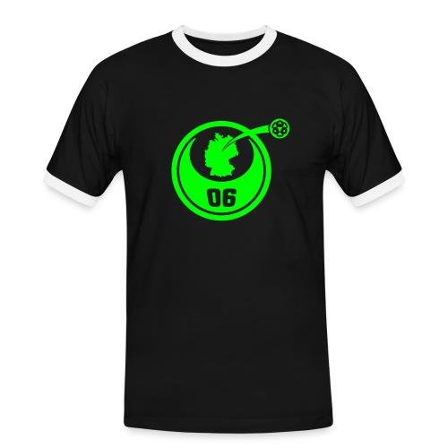 T- Coupe du monde 2006 - T-shirt contrasté Homme