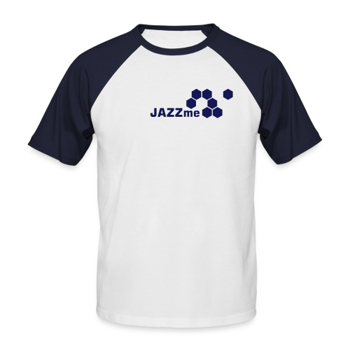 JAZZme Raglan - Men's Baseball T-Shirt