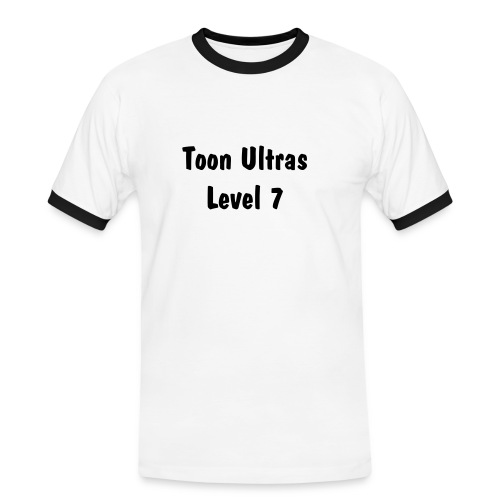 Toon Ultras Tee - Men's Ringer Shirt